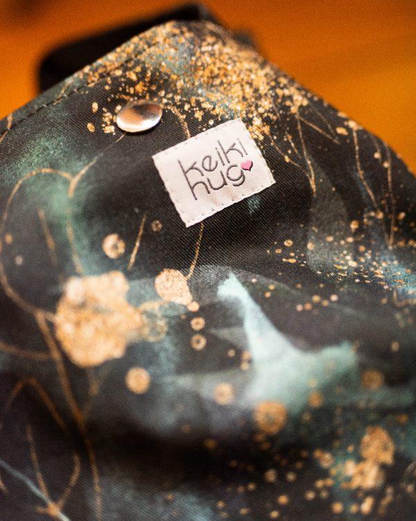 Nosidło z regulowanym panelem Keiki Hug – Magic Forest