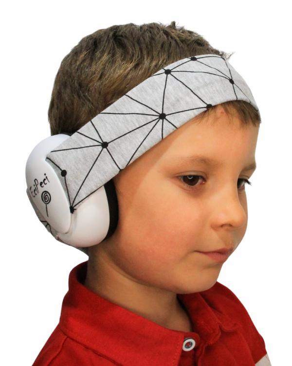 Słuchawki wygłuszające EciPeci – Pajęczyna