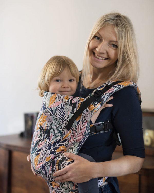 Nosidło Standard Keiki Hug – Where is the Kitten?