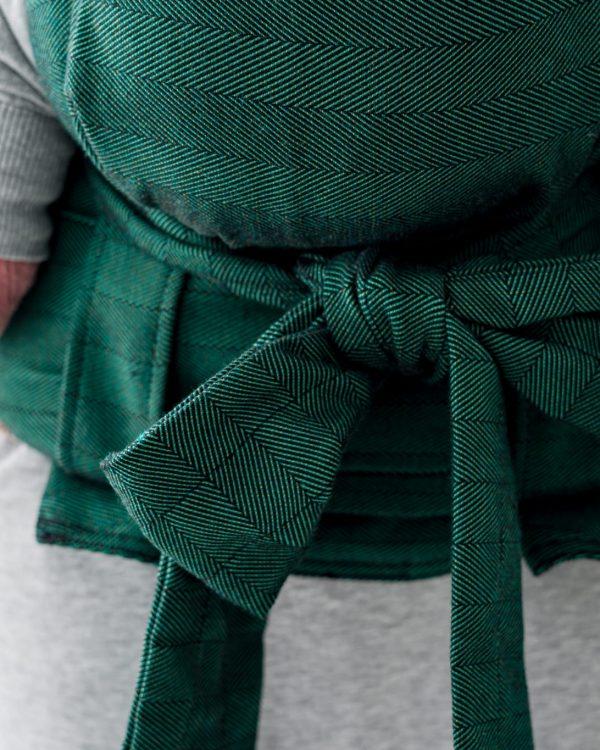 Kavka Handy – nosidełko regulowane Pine Herringbone
