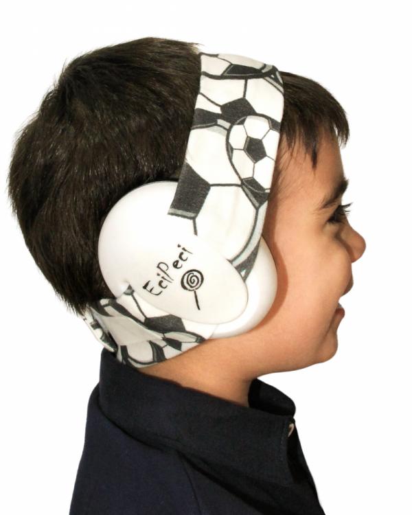 Słuchawki wygłuszające EciPeci – Piłka nożna