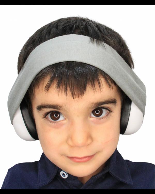 Słuchawki wygłuszające EciPeci – Szary