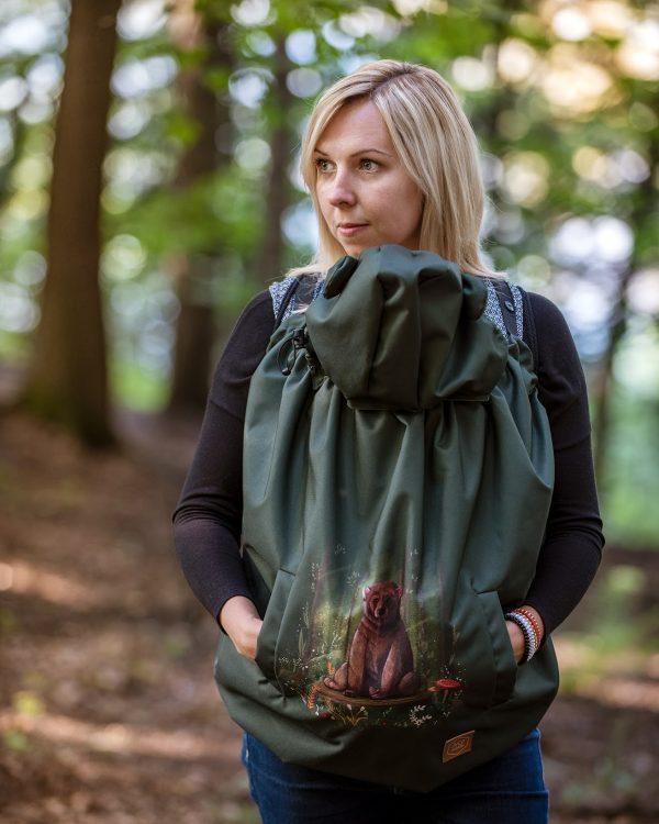 Osłonka Mabibi – Tuliś Misie Zielone